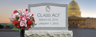 ACA's CLASS Act pushed over the fiscal cliff photo