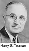 Truman tried for health care, lost, but became first enrolled in Medicare.