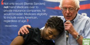 Presidential aspirations for Medicare's future photo