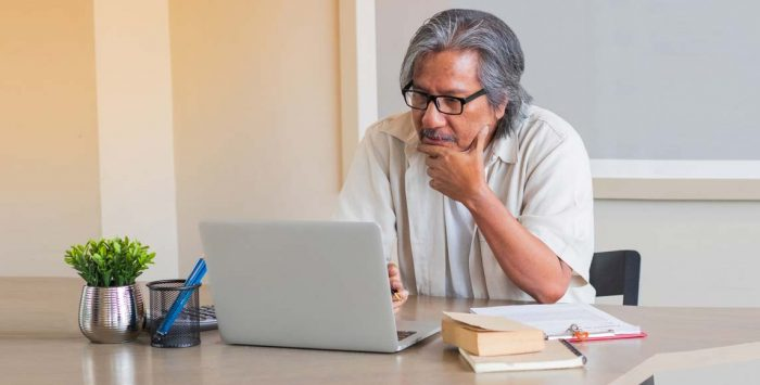 What information do I need to enroll in Medicare online?