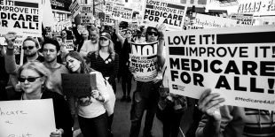 Why 'Medicare for all' sounds so good to so many photo