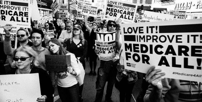 Why 'Medicare for all' sounds so good to so many
