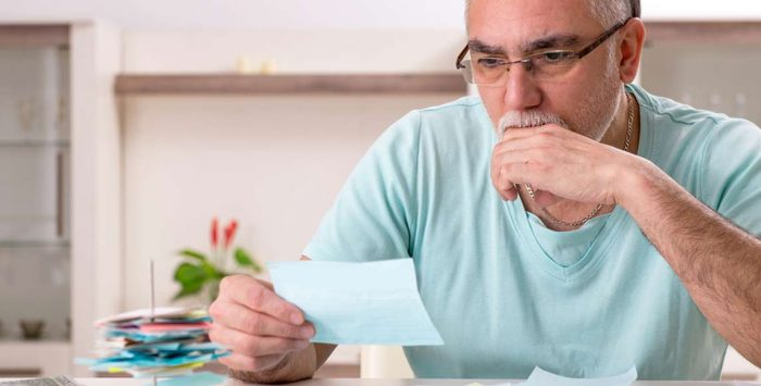 What happens when you don't pay your Medicare premiums?