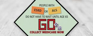 Medicare eligibility for ALS and ESRD patients photo