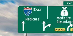 Medicare Advantage (Part C) private health plans photo